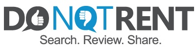 Such a great website for rental reviews!  Check before your rent or add a review.   DoNotRent.com website