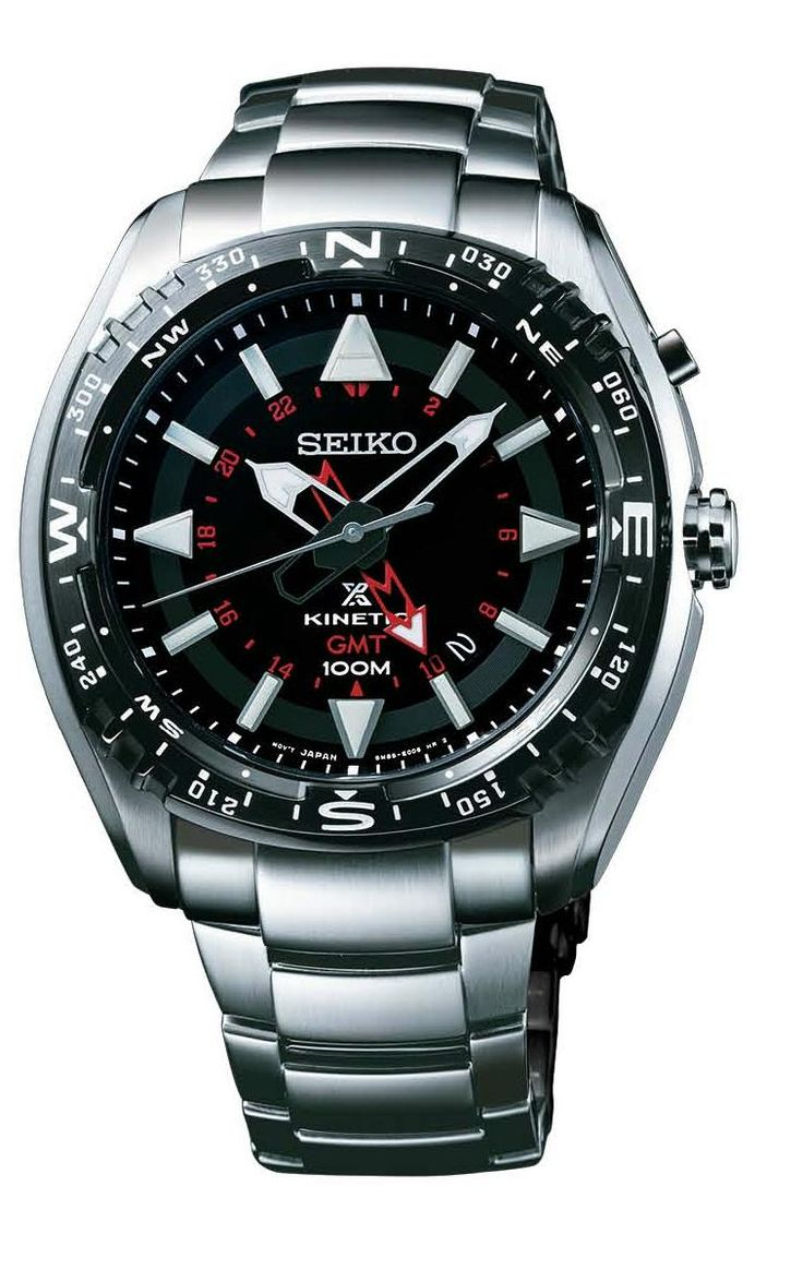 Watches by SJX: Introducing The Seiko Prospex Kinetic GMT