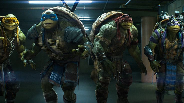 """Watch the First Trailer for 'Teenage Mutant Ninja Turtles 2'  """"Gear up guys.""""  read more"""
