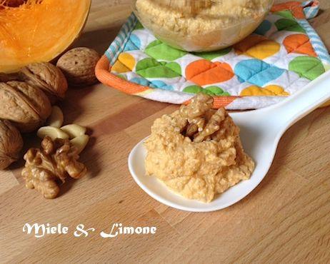 Pesto di zucca gialla - ricetta facile