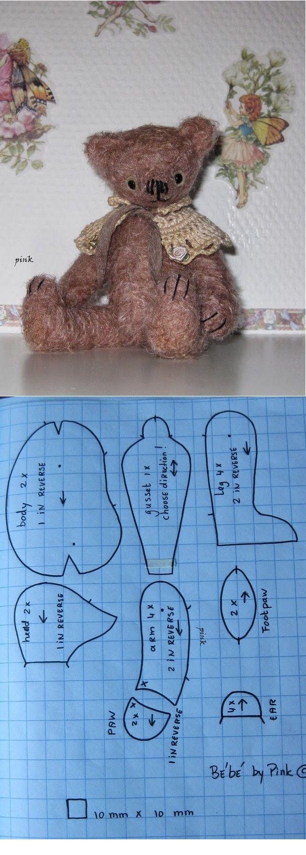 Bebe, primitive bear