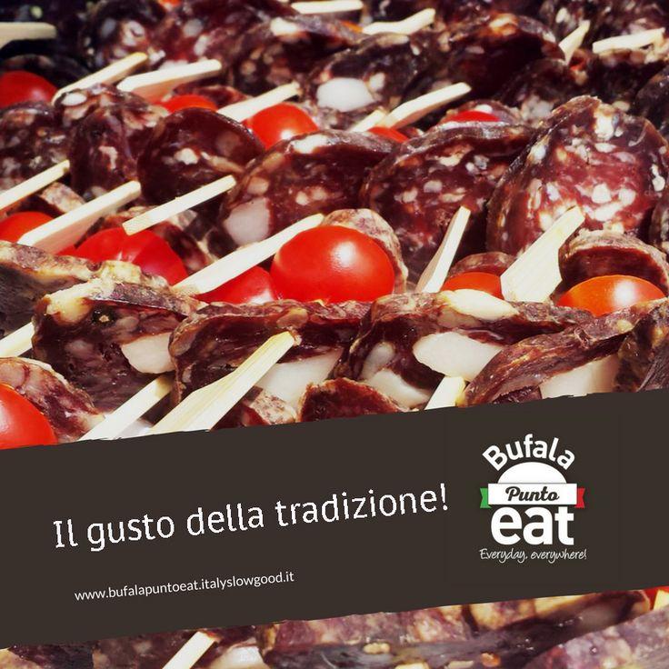 Lo #streetfood della tradizione: #Bufalapuntoeat ! Con noi non sbagli mai!