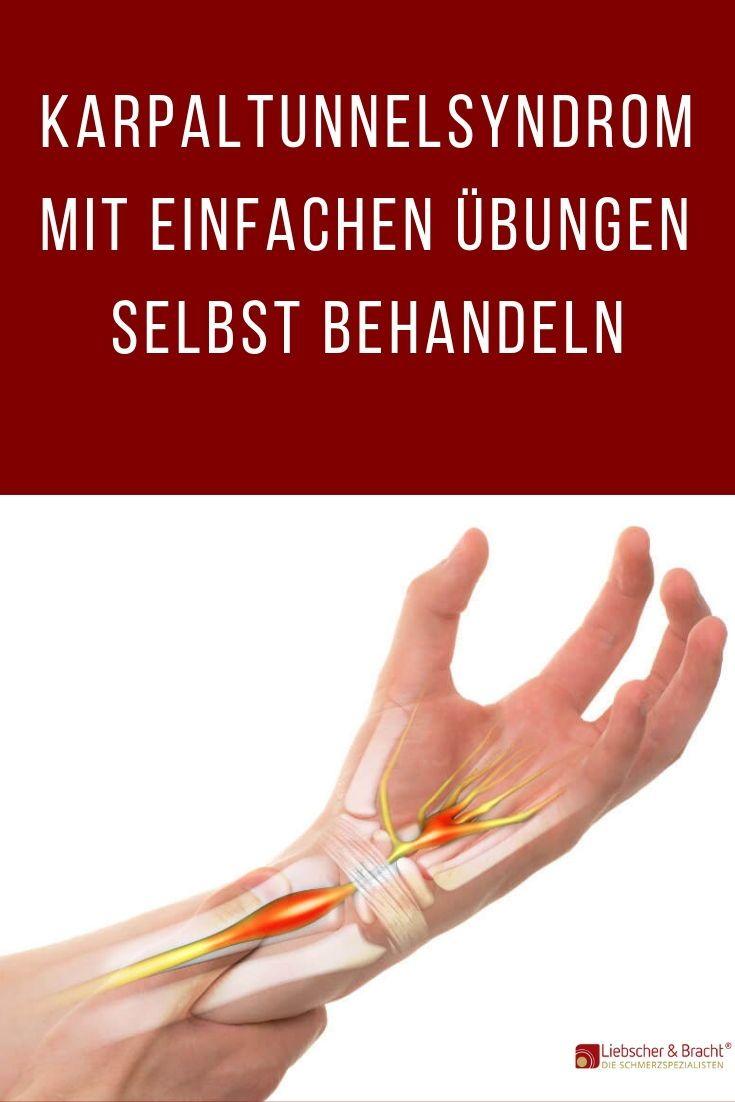 Karpaltunnelsyndrom Liebscher & Bracht | Die Schmerzspezialisten