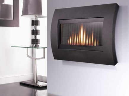 Flavel Curve Wall Mounted High Efficiency Gas Fire £829.00 First Choice Fireplaces. Perfect. vb