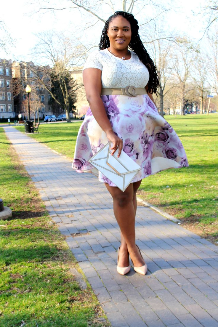 Plus Size Fashion for Women - A Thick Girl's Closet