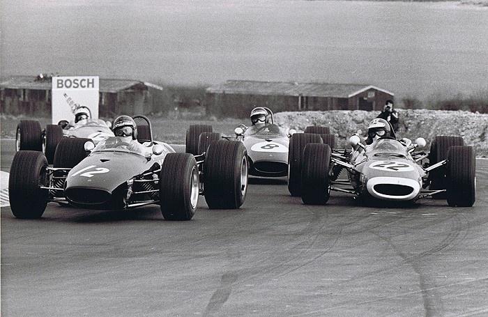F2 Thruxton 1968