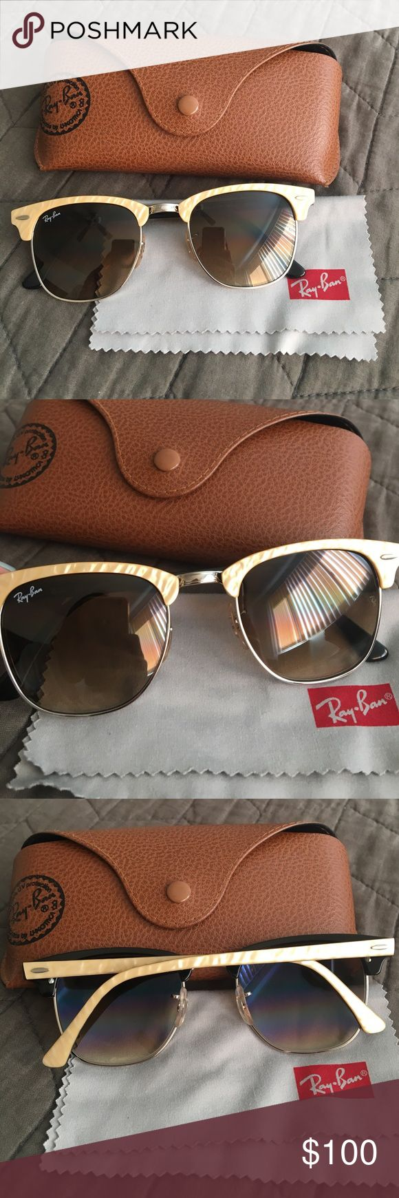 3016 w0366  1000+ ideas about Ray Ban Clubmaster Sunglasses on Pinterest