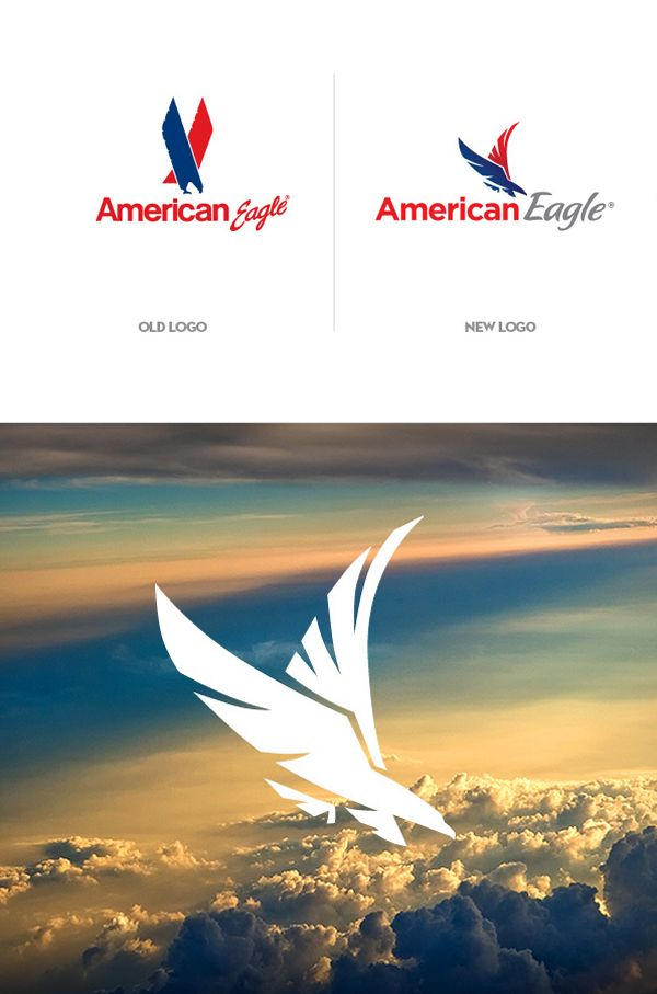 Showcase of Beautiful Airline Logo Designs #design #graphicdesign