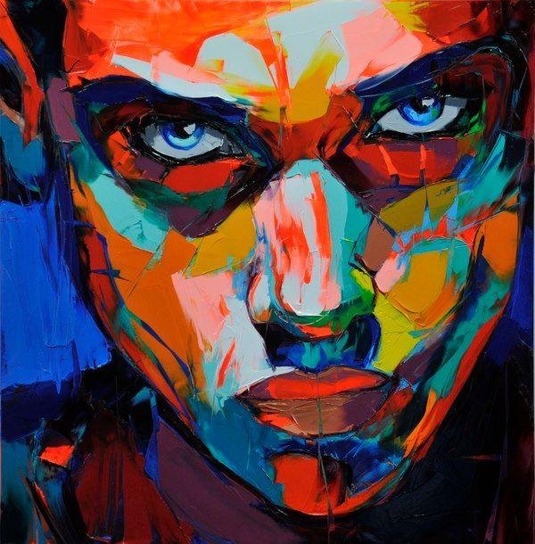 wow colour - artist Nielly Francoise
