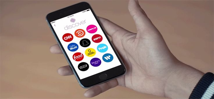 Why Your Business Should Pay Attention to #Snapchat Discover