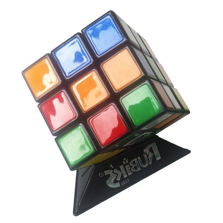 Rubiks Rubiks, Кубик Рубика 3х3 без наклеек, мягкий механизм