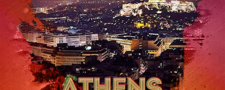 Athens Golden Eve Intercontinental Hotel | goout.gr http://goout.gr/blog/athens-golden-eve-party-intercontinental-hotel