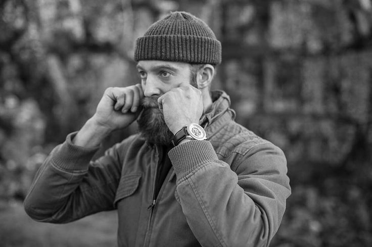 Outdoor moustache twisting practice - leave nothing to chance! : @picpeople.se for @karlexwatches .  #karlex #makeastatement #watch #swedishwestcoast #Koster #Theswedishbeardcommunity#beard#bearded#beardlife#beardlove#beardoil#moustache#beardman#mustache#mustachewax#skägg#skäggvård#beardstyle#barber#barberlife#beardedlifestyle#eatclean#beardgrooming#beards by thebeardofkris