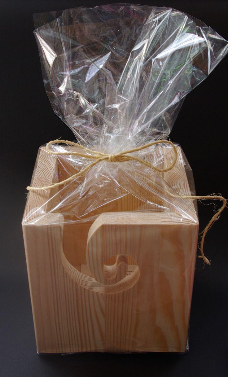 Pudełko na włóczkę / Box for yarn