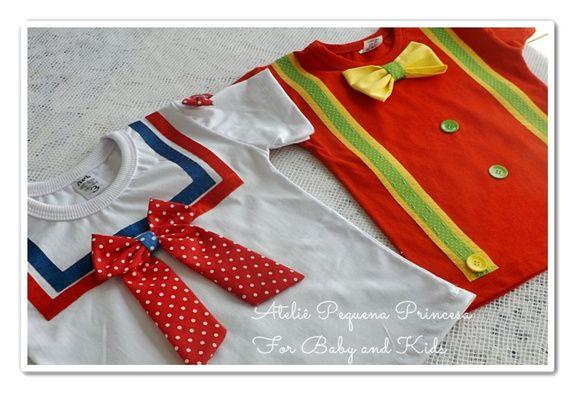 Camiseta Personalizada Patati e Patata