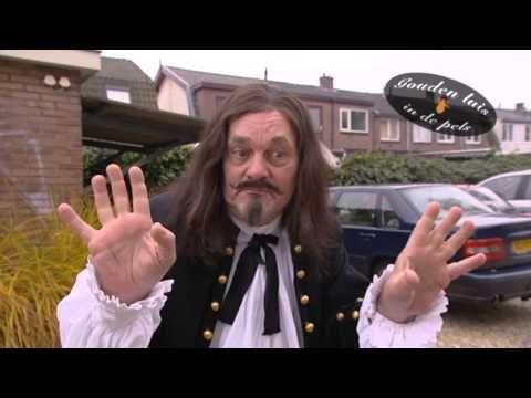 Gouden Luis in de Pels: De tranen van Michiel de Ruyter