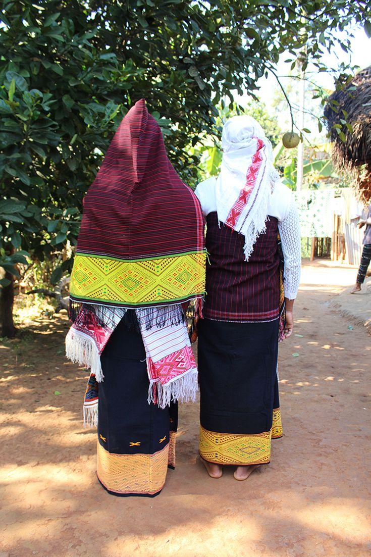 The Khasi Bhoi people from the Khad Ar Lyngdoh area in Meghalaya