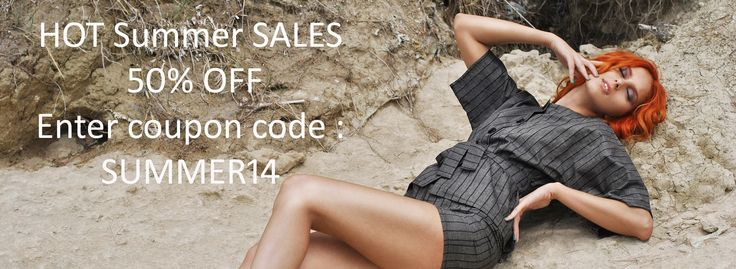 Eco fashion LOVER?  SALES now....50% OFF APPLY coupon Code : SUMMER14 www.mumusyros.gr