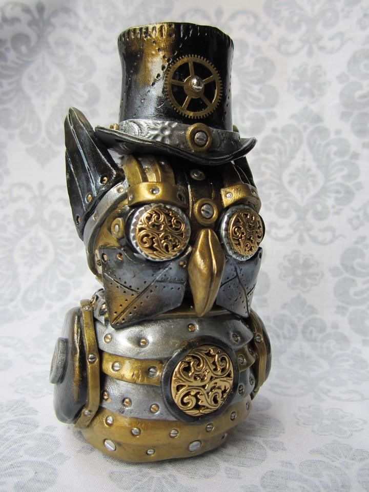 17 Best Images About Steampunk Sculpture On Pinterest