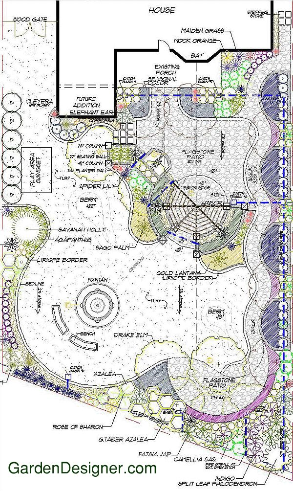 Top 25+ Best Landscape Plans Ideas On Pinterest | Privacy Landscaping, Landscape  Design And Flower Garden Plans