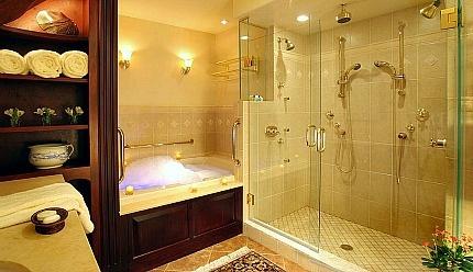 Romantic pennsylvania hot tub suite inn at bowman 39 s hill for Hotel design jacuzzi