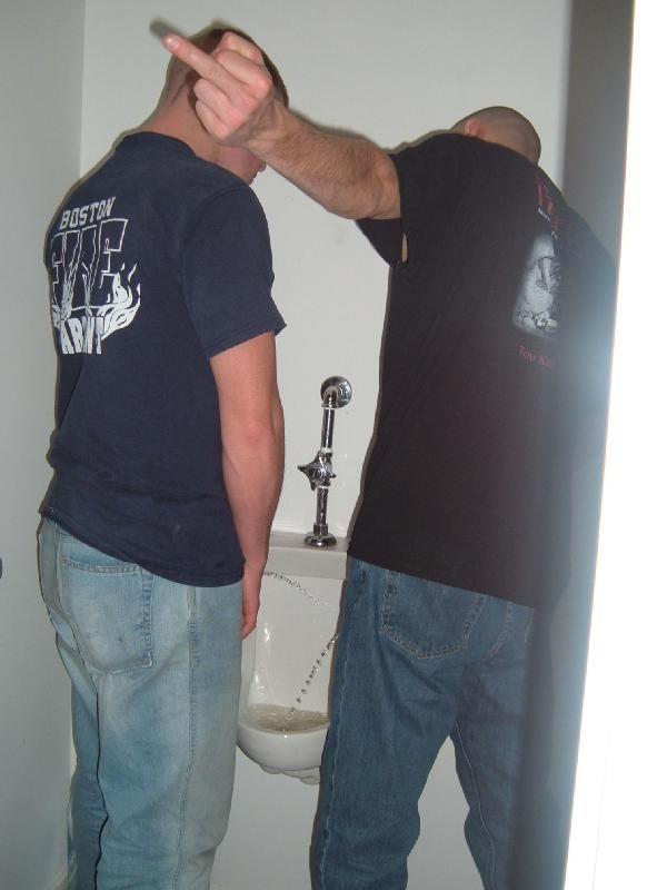 TRUCKERS-MAKE-ME-WANT-IT : Photo | Mens tops, Men peeing, Men