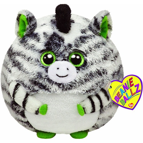 Oasis Zebra Beanie Ballz