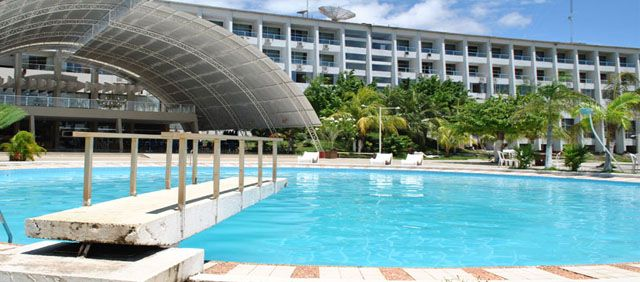 Barrudada Hotel Tropical- Santarem Pará