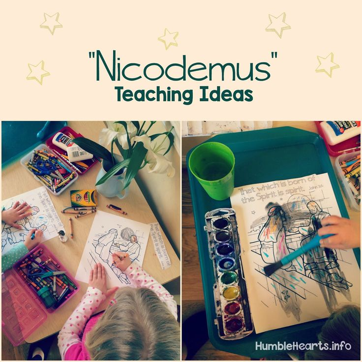 story of nicodemus for preschoolers 1000 images about submerged vbs 2016 on 899