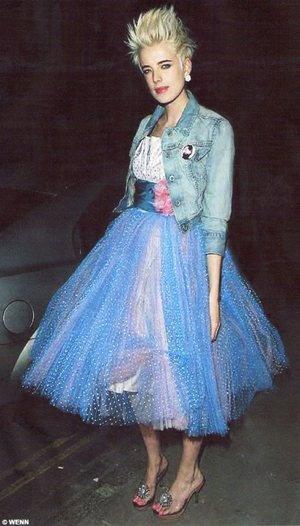 punk prom dress #bodycandy #beauty #fashion #style