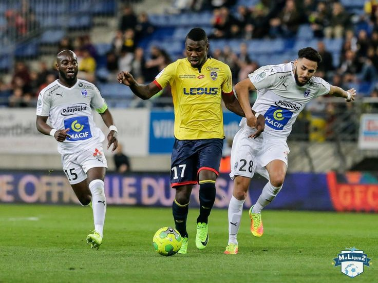 Le jeune Marcus Thuram va quitter le FC Sochaux Montbéliard pour prendre la direction de la Ligue 1 et de l'En Avant Guingamp.
