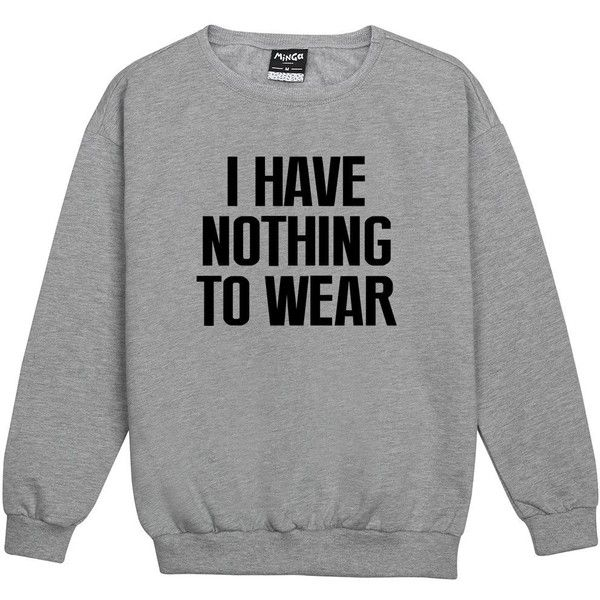 I HAVE NOTHING TO WEAR SWEATER found on Polyvore featuring tops, sweaters, grunge tops, bohemian tops, bohemian style tops, hipster tops and boho sweaters