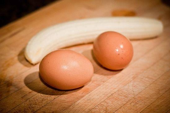 2 Ingredient Pancakes