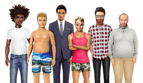 Ken Gets His Own Barbie Body Makeover -- Say 'Hi' to the DadBod Doll (PHOTO) | The Stir