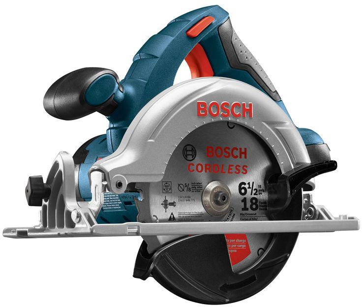Bosch Bare-Tool CCS180B 18-Volt Lithium-Ion 6-1/2-Inch Lithium-Ion Circular Saw
