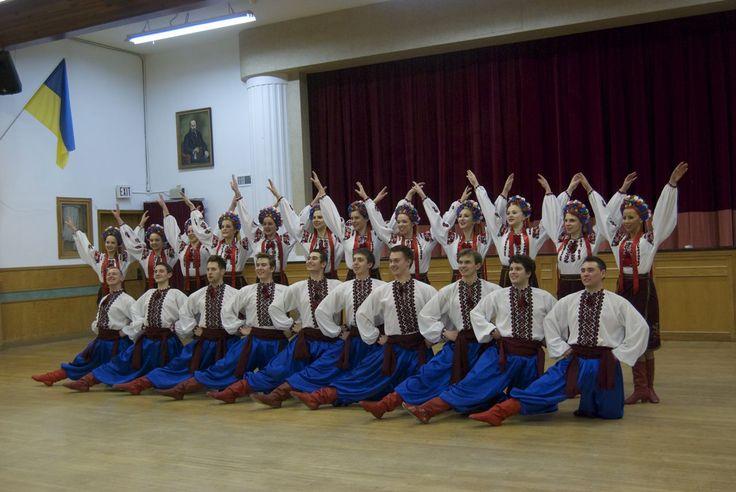 Nadiya Ukrainian Choreographic Ensemble