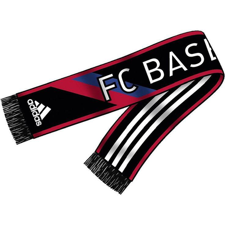 FC Basel Schal 3S    Der FC Basel Schal 3S ist der Schal 3S von FC Basel und genau das Richtige für Fußball Fans! Mit dem 100% Polyacryl Material ist der FC Basel Schal 3S qualitativ und strapazierfähig. Der FC Basel Schal 3S ist originales Lizenzprodukt von adidas.    Hersteller: adidas  Team: FC Basel  Material: 100% Polyacryl...