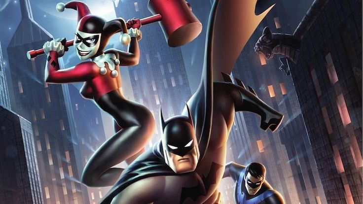 """Batman And Harley Quinn Blu-ray, DVD Review   While this new """"Batman: The Animated Series"""" movie is solid, as are its Blu-rays, the DVD is a bit thin. http://paulsemel.com/batman-and-harley-quinn-blu-ray-dvd-review/ #BatmanAndHarleyQuinn #BatmanAndHarleyQuinnReview #BatmanAndHarleyQuinn4K #BatmanAndHarleyQuinn4KReview #BatmanAndHarleyQuinnBluray #BatmanAndHarleyQuinnBlurayReview #BatmanAndHarleyQuinnDVD #BatmanAndHarleyQuinnDVDReview #Batman #BatmanAndHarley #BatmanAndHarley4K…"""