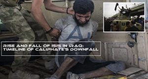 TIMELINE: RISE AND FALL OF ISIS - ISIS 'admits leader died in airstrike