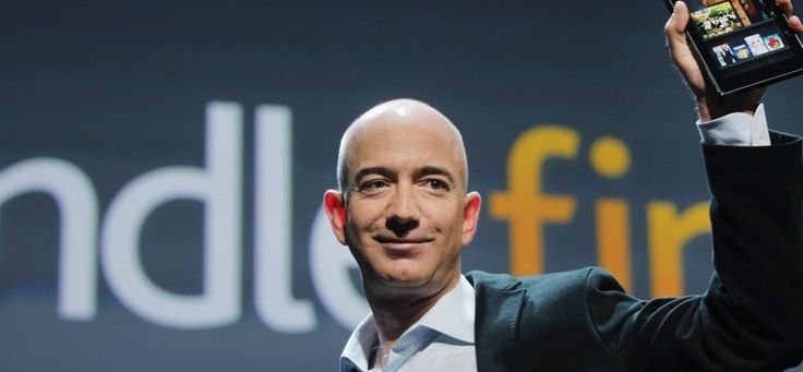 Jeff Bezos Makes Life-Changing Decisions Using This Strategy