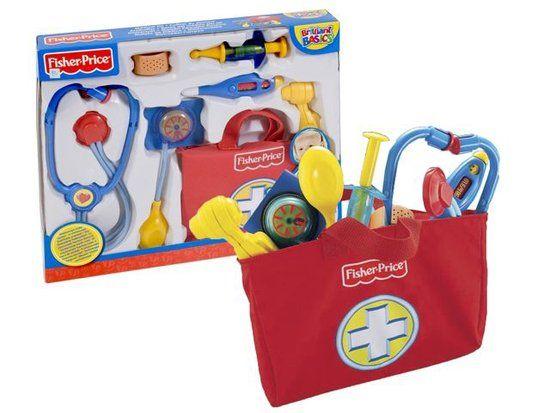 bol.com   Fisher-Price Doktersset - Speelset,Mattel   Speelgoed