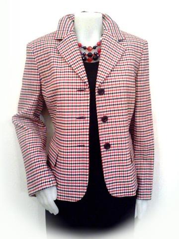 Giacchina pied-de-poule anni '60 - jacket 60s (http://www.facebook.com/#!/jsvintage)