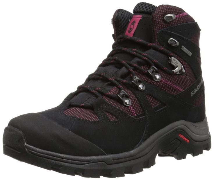 Salomon Women's Discovery GTX Backpacking Shoe ** Additional details found at the image link  : Backpacking Boots