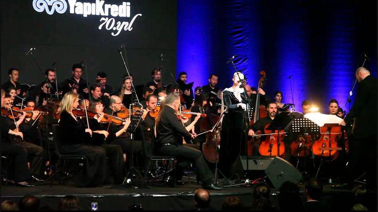 Zbigniew Preisner & Lisa Gerard Live at Istanbul - 8 Mayıs'14