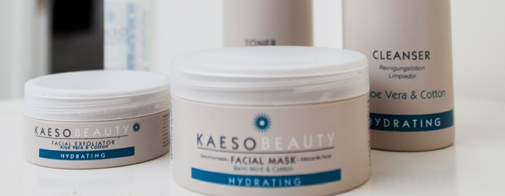 Kaseo Hydrating Exfoliator and face mask.  Smoothing, hydrating and paraben free.