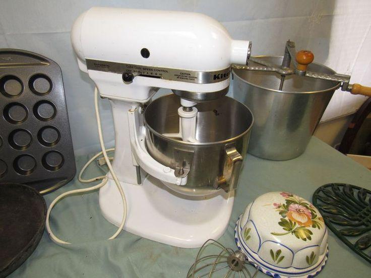 kitchenaid mixer k5ss specs