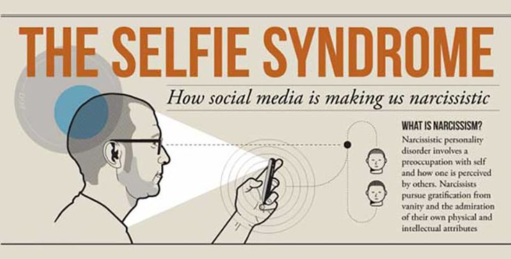 16da66f2f22aea2fb527616b8a6ae33a--selfie-quotes-camera-phone Psychology Infographic : Scientists Link ‪Selfies‬ To Narcissism, ‪Addiction‬ & Mental Illness