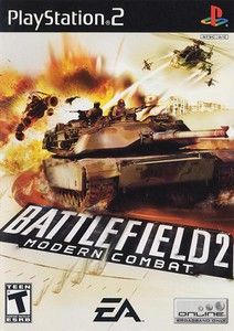 Battlefield 2 - PS2 Game