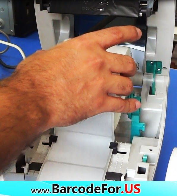 In this video you will find out how to change roll in the thermal printer. Different types of rolls are available in the market. Choose your roll according to your business requirements. DRPU Barcode Label maker Software works with all types of media and printers.