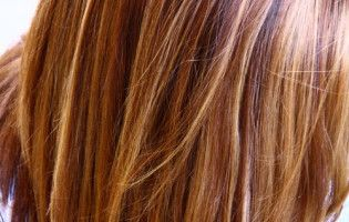 caramel hair with red and blonde lowlights - Google Search